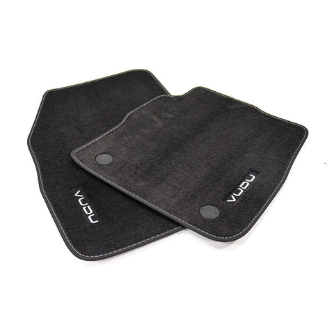 VUDU Floor Mats For The Mk7 Ford Fiesta ST & Fiesta 1.0 EcoBoost