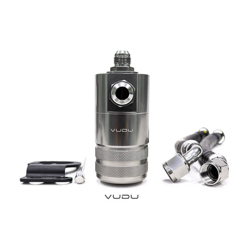 VUDU Oil Catch Can For The Ford Fiesta ST180