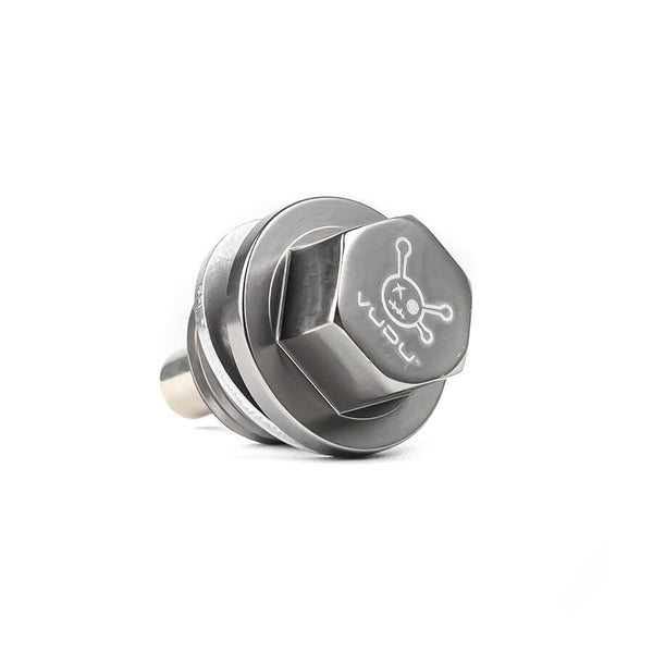 VUDU Magnetic Oil Refining Plug for the Ford Fiesta ST180