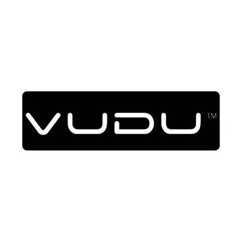 VUDU Gel Badge Sticker