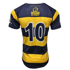 Michigan Rugby Jersey #10 Back