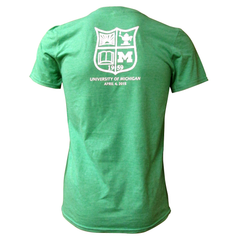 Vernors Michigan Sevens Tournament Tshirt - Green