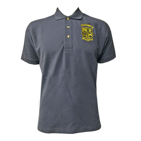 Michigan Rugby Polo