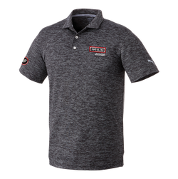 T1902M Mens Heather Polo