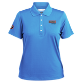 T1852W Ladies Grid Texture Polo
