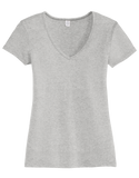 T1652V Ladies Keepsake V-Neck Vintage Tee