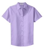 T1502W Ladies Easy Care Short Sleeve Shirt