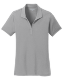 T1512W Ladies Cotton Touch Performance Polo