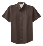 T1502M Easy Care Short Sleeve Shirt