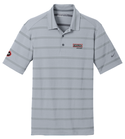 T1506 Nike Golf Fade Stripe Polo