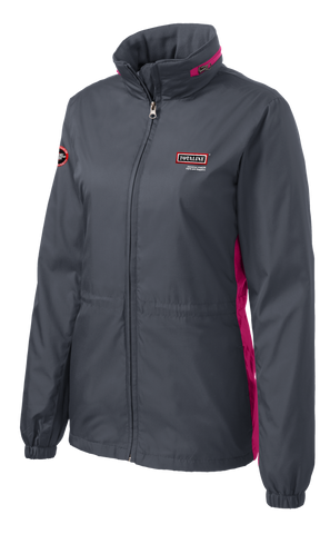 T1517W Ladies Core Colorblock Wind Jacket