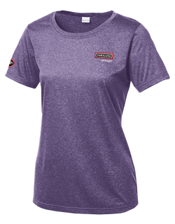 T1522W Ladies Heather Contender Scoop Neck Tee