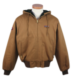 T1615MT Timberline Hooded Tall Canvas Jacket