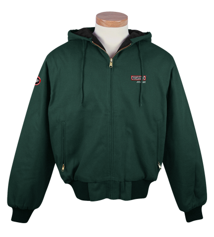 T1615M Timberline Hooded Canvas Jacket