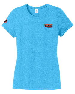 T1630W Ladies Perfect Tri Crew Tee