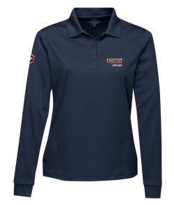 T1645W Ladies Long Sleeve Vital Polo