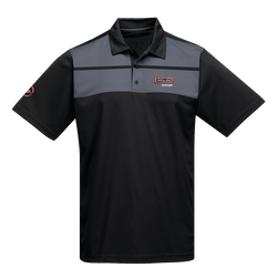 T1708M Mens Streak Polo