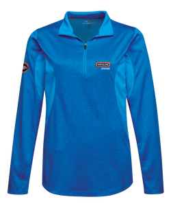 T1709W Ladies Sprinter Heather Pullover