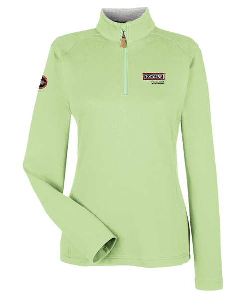 T1724W Ladies Performance 1/4-Zip