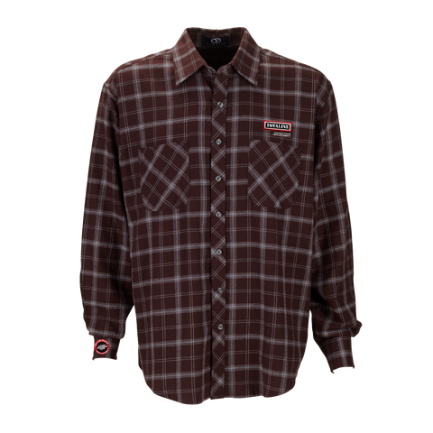 T1805M Mens Brewer Flannel Shirt