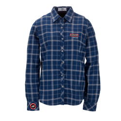 T1805W Ladies Brewer Flannel Shirt