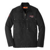 T1828 Mens Washed Duck Cloth Chore Coat