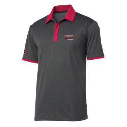 T1830M Mens Heather Contender Contrast Polo