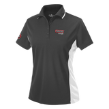 T1834W Ladies Colorblocked Wicking Polo