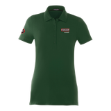 T1835W Ladies Acadia Short Sleeve Polo