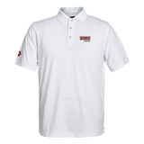 T1837 Mens Oval Texture Polo