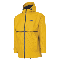 T1841M Mens New Englander Rain Jacket