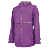 T1841W Ladies New Englander Rain Jacket