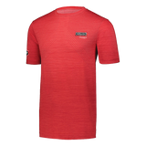 T1849M Mens Striated Short Sleeve T-Shirt