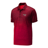 T1919 Ombre Heather Polo