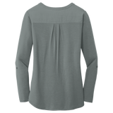 T1920 Ladies Concept Henley Tunic