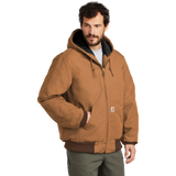 T1927 Mens Flannel-Lined Duck Active Jacket