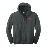 T1938 Heavy Blend Zip Hooded Sweatshirt