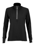 T1631W Ladies Greg Norman 1/4-Zip Active Pullover