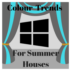 Colour trends for summer houses