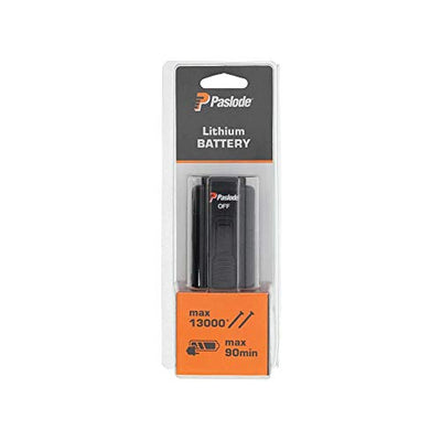Paslode 2.1Ah 7.2V Lithium Battery suitable for many paslode tools
