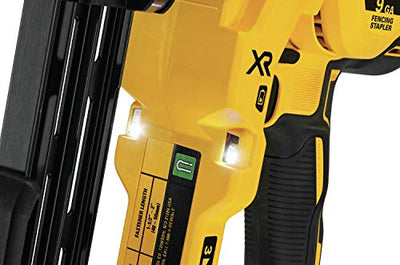 The Dewalt fencing kit tool close up image