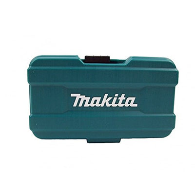 17 pc Makita Drill and Screwdriver Set comes complete in a case