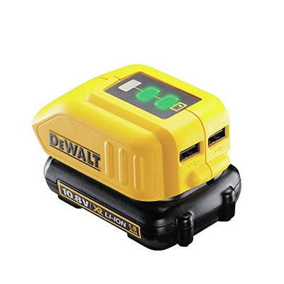 DeWalt DCB090 USB Power Source / USB Charger For XR Battery Packs