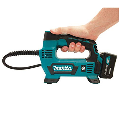 Makita DMP180Z Compressor Air in use