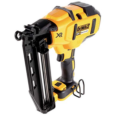 This Dewalt Nail gun benefits from  Sequential mode allowing for precision placement and the bump operating mode