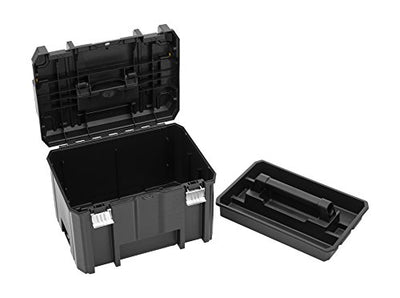 See the inside of the DEWALT DWST1-71195 TSTAK Deep Tool Box