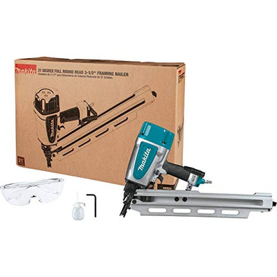 The makita AN924 in its box