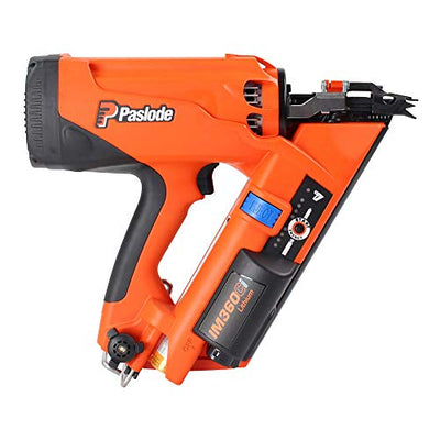 The Paslode IM360Ci Framing Nailgun is a 1st fix framing nailer and extremely popular