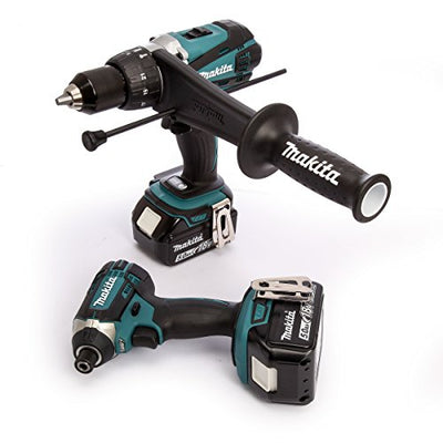 Makita drill set  DLX2145TJ Combi Drill and Impact Driver 18 V Kit