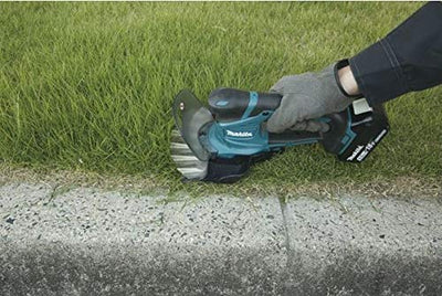 Makita  Battery Grass Shear in use